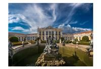 Portugal Palace 3 Fine-Art Print