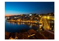 Portugal Porto Bridge Fine-Art Print