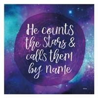 Counting Stars Fine-Art Print
