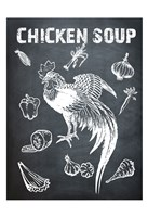Chicken Soup Fine-Art Print