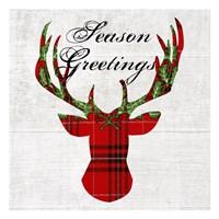 Hello Deer Fine-Art Print