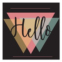Hello Fine-Art Print