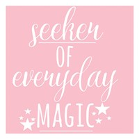 Seeker Of Magic Fine-Art Print