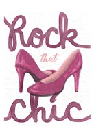 Rock That Chic Fine-Art Print