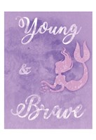 Brave Mermaids Fine-Art Print