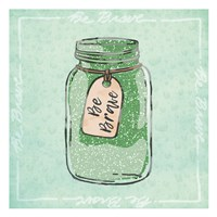 Jar Of Bravery Fine-Art Print