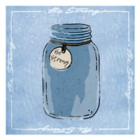Jar Of Strength Fine-Art Print