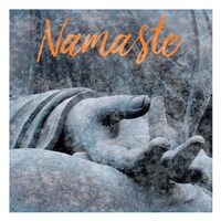 Zenful Namaste Fine-Art Print