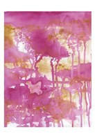 Crimson Forest Fine-Art Print
