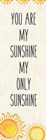 My Sunshine 1 Fine-Art Print