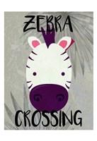 Zebra Crossing Fine-Art Print