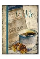 Cafe Latte 2 Fine-Art Print