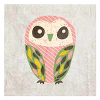 Owl Love 1 Fine-Art Print