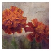 Vintage Floral Fine-Art Print