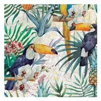 Tropical Life 1 Fine-Art Print