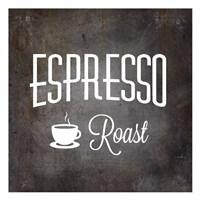 Espresso 1 Fine-Art Print