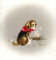 Beagle Scout Fine-Art Print
