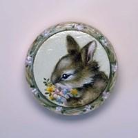Bunny Circle II Fine-Art Print