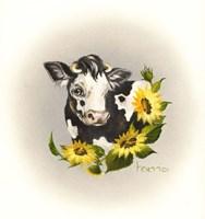 Cowl Ender Girl Fine-Art Print