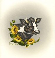 I Only Have Eyes For Moo Fine-Art Print