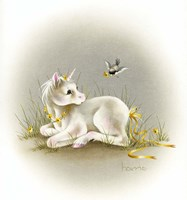 Baby Unicorn Fine-Art Print