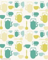 Kitchen Pattern Fine-Art Print