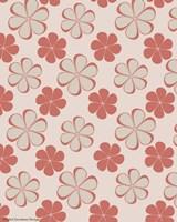 Pink Swirl Pattern Fine-Art Print