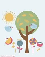 Summer Birds Fine-Art Print