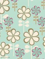 Teardrop Floral Fine-Art Print