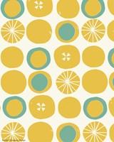Lemon Dots Fine-Art Print