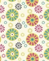 Flight & Floral Funky Fine-Art Print
