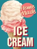 Home Made Ice Cream Fine-Art Print