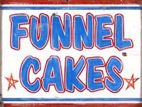 Funnel Cakes Rectangle Fine-Art Print