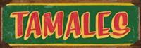 Tamales Dk Green Fine-Art Print