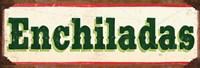 Enchiladas Cream Fine-Art Print