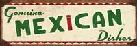 Genuine Mexican Cream Fine-Art Print