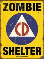 Zombie CD Fine-Art Print