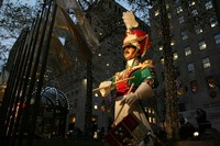 Rockefeller Center Toy Soldier Fine-Art Print