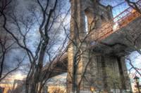 Brooklyn Bridge Early Spring Fine-Art Print
