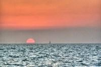 Key West Sunset X Fine-Art Print