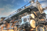 Locomotive 1 Fine-Art Print