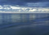 Ocean Dusk 1 Fine-Art Print