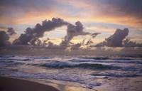 Ocean Sunrise 1 Fine-Art Print