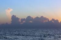 Ocean Sunrise 4 Fine-Art Print