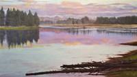 By the Lake Fine-Art Print
