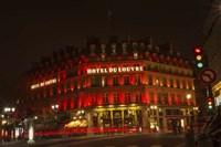 Hotel du Louvre Fine-Art Print