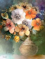 Flower Bunch Fine-Art Print
