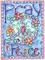 Pray for Peace Fine-Art Print