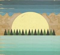 Scenic View Fine-Art Print