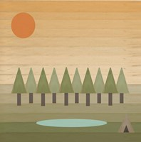 Camping Out Fine-Art Print